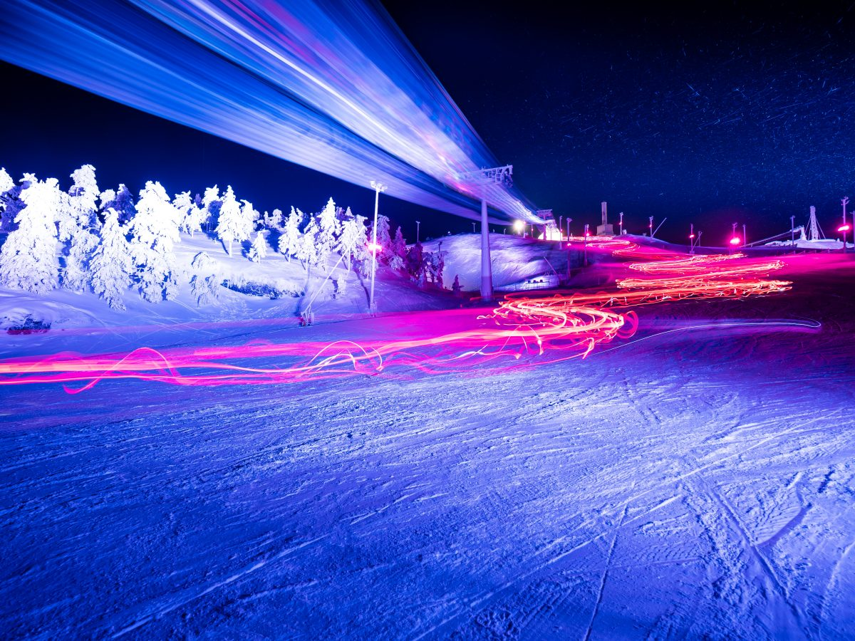 Ruka Polar Night Light Festival 3
