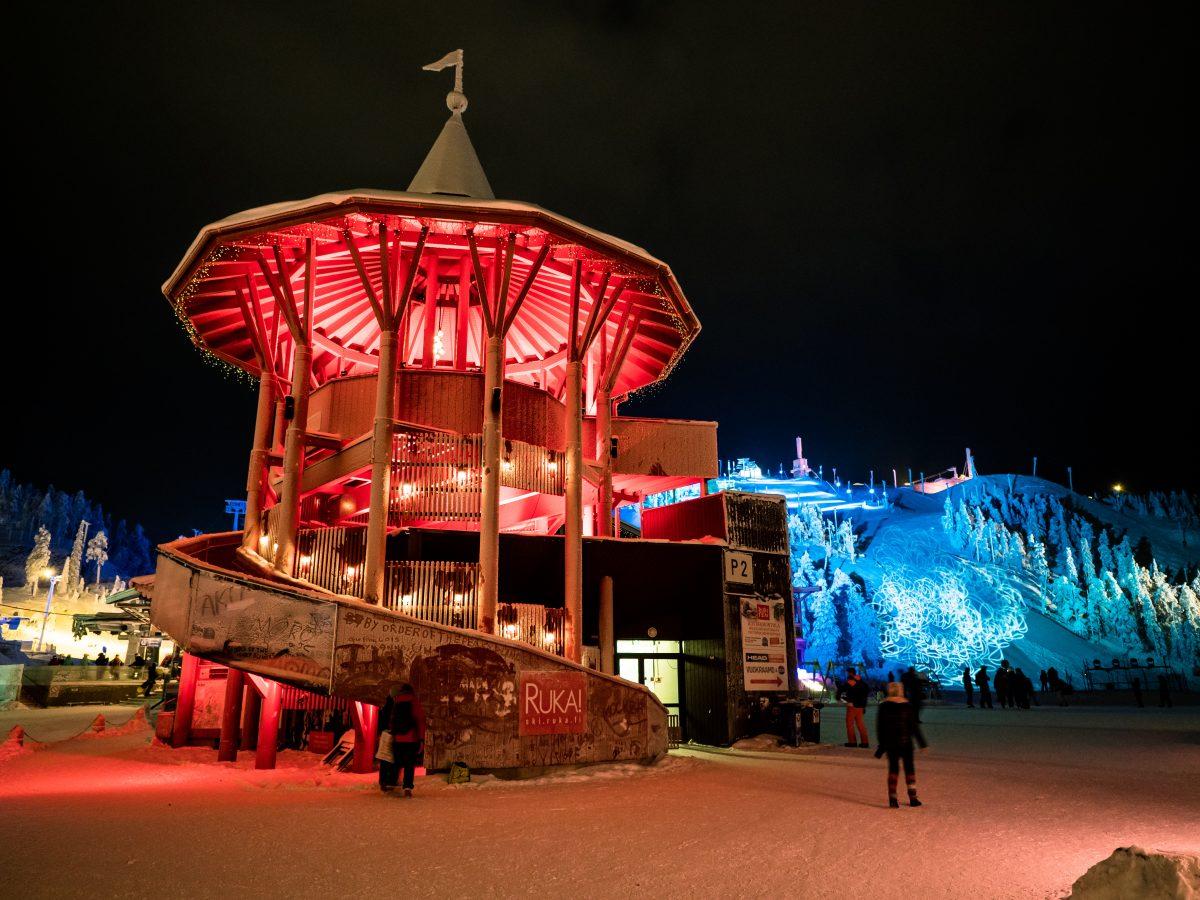 Ruka Polar Night Light Festival 7